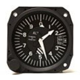UNITED INSTRUMENTS ALTIMETER 5934P-3-A617