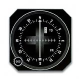 BENDIXKING NAVIGATION INDICATOR KI 203