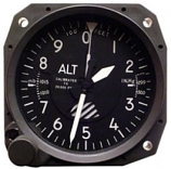 UNITED INSTRUMENTS ALTIMETER A83