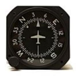 31101P DIRECTIONAL AIR GYRO