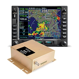 AVIDYNE SKY TRAX100 - ADS-B IN FIS-B WX & TRAFFIC