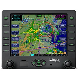 AVIDYNE EX600 MULTI-FUNCTION DISPLAY