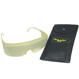 CLEAR FOGGLES 6161