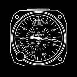 SIGMA-TEK STANDARD AIRSPEED EA5174-PT