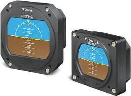 RC ALLEN RCA2610-2 DIGITAL ATTITUDE INDICATOR