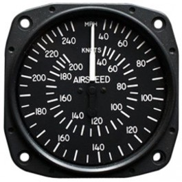 SIGMA-TEK STANDARD AIRSPEED EA5172-L