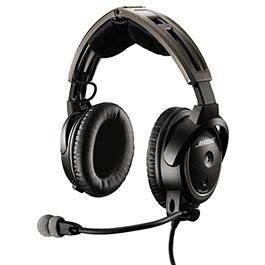 BOSE HEADSETS A20 DUAL GA PLUG 324843-0020