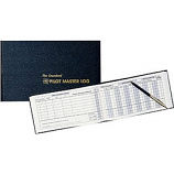 PILOT LOGBOOK BLACK SP-30