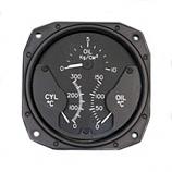 SIGMA-TEK ENGINE GAUGE 1U378-007
