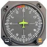 RC ALLEN ELECTRIC AUTOPILOT DIRECTIONAL GYRO RCA15AK-17