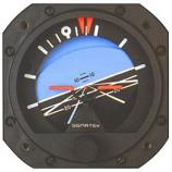 SIGMA-TEK VACUUM ATTITUDE INDICATOR 5000B-24