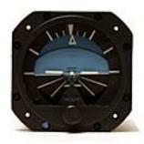 SIGMA-TEK ATTITUDE INDICATOR 5000F-8