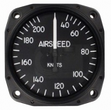 UNITED INSTRUMENTS AIRSPEED INDICATOR 8025-B447