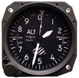 UNITED INSTRUMENTS ALTIMETER A130