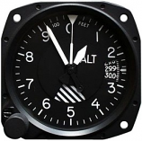 UNITED INSTRUMENTS ALTIMETER A86