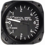 UNITED INSTRUMENTS VERTICAL SPEED INDICATOR 7060-C46
